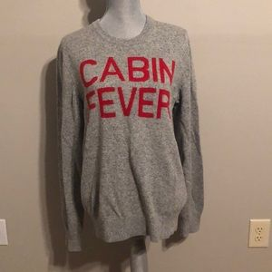 Gap Gray Cabin Fever Medium